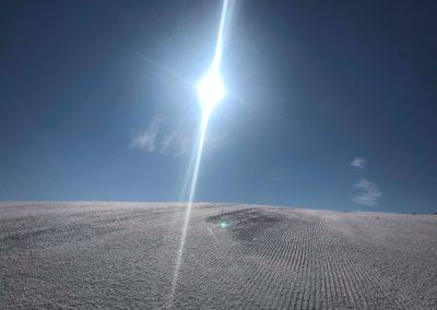 Jarní lyžování